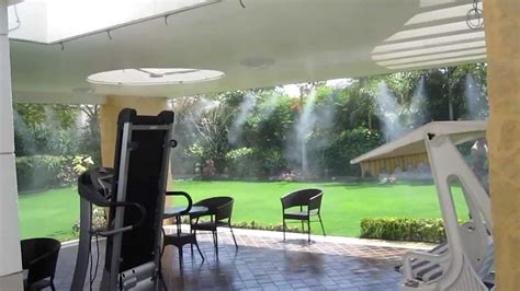 patio misting system ftempo