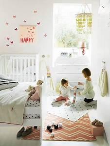 Deco Multicolore : lot de 14 papillons d co enfant multicolore vertbaudet ~ Nature-et-papiers.com Idées de Décoration