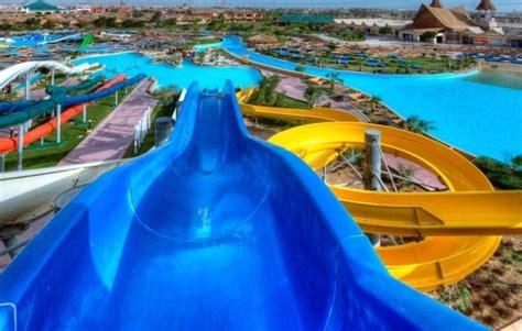 World's Coolest Hotel Water Slides