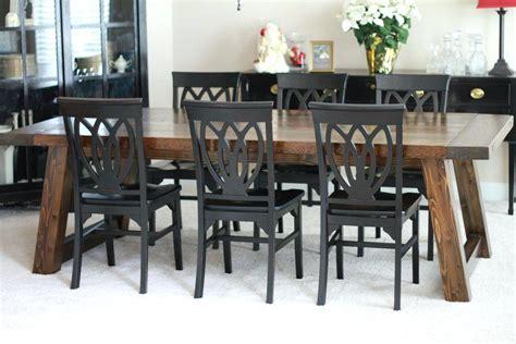 Toscana extending dining table, tuscan chestnut. 30 Best of Seadrift Benchwright Pedestal Extending Dining ...