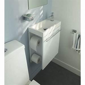 lave mains 99eur maison wc pinterest salle de bains With salle de bain design avec meuble vasque lave main