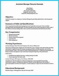writing a great assistant property manager resume With assistant manager resume