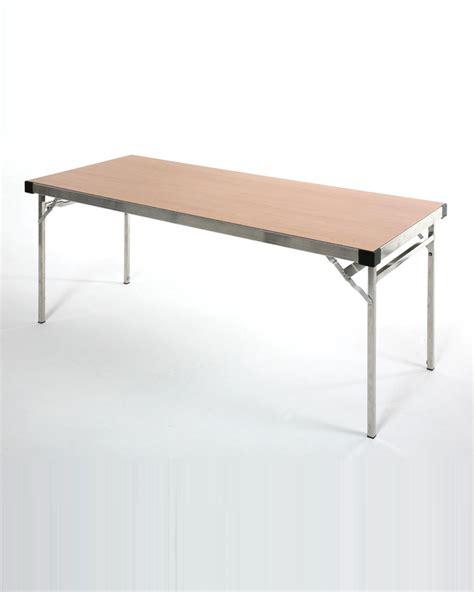 Easylift Lightweight Rectangular Folding Table