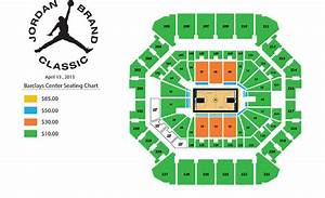 Barclays Center Seating Guide Brooklyn Nets Party