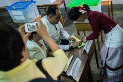 Voti Ufficioso Elezioni Birmania La Gioia Di Suu Kyi Il Governo Ammette