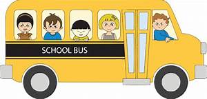 Free School Bus Clipart - ClipArt Best