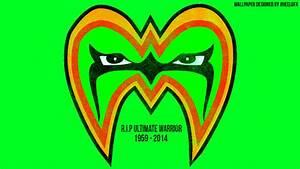 WWE Ultimate Warrior Wallpaper - WallpaperSafari