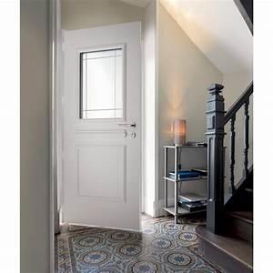 porte d39entree aluminium kline a la belle fenetre With belle porte d entrée