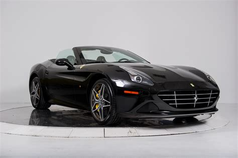 ferrari california   black  sale  nyc
