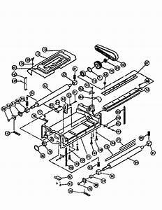Ryobi Planer Parts