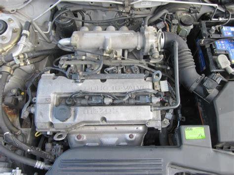 Used Mazda 323 Fastbreak (bj14) 1.5 Lx,glx 16v Engine