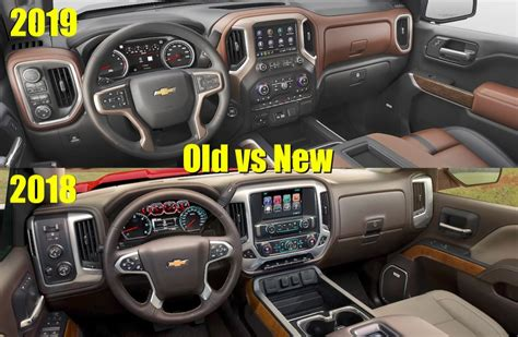 chevy silverado    interior compared  carefully  fast