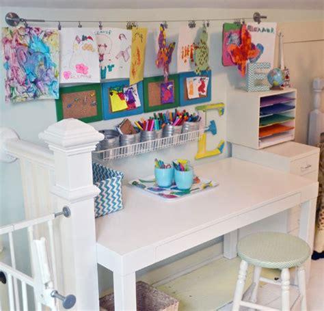 Corner Desk Organization Ideas by 25 Best Ideas About Kid Desk On Desk