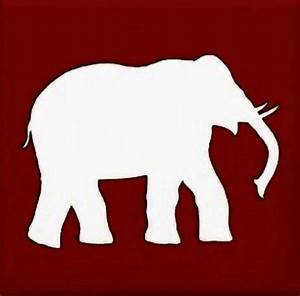 Roll tide, Elephant pictures and Alabama on Pinterest