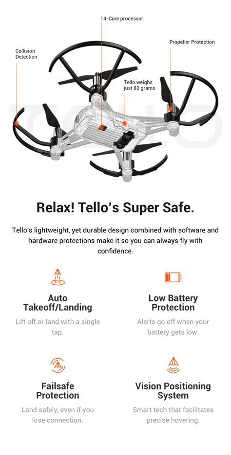 ryze tello drone boost combo thuiswinkelwaarborg
