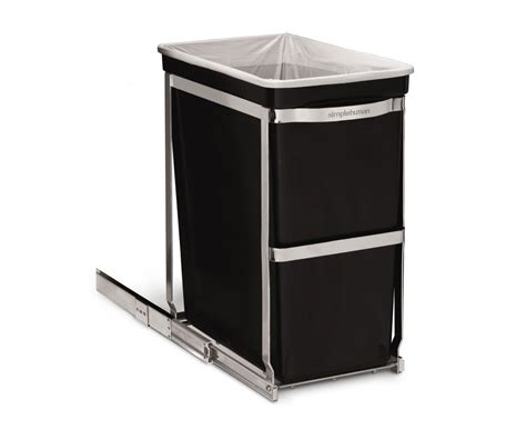 Simplehuman Pull Out Trash Can 30l