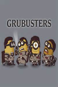 Minions Ghostbusters