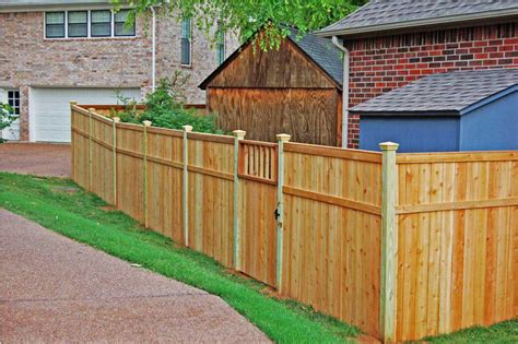 Home Depot Fencing Panels Wood Ideas