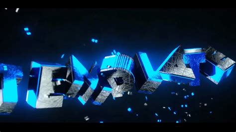 free blender intro templates blender 3d intro template 2016 free