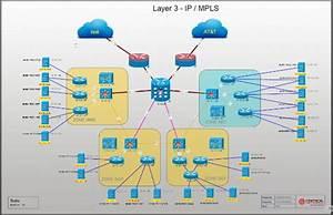 15 Best Network Diagram Software  U0026 Topology Mapper Tools  Free U0026paid