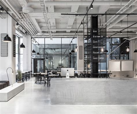 cuisine style usine usine restaurant is inspired by scandinavian minimalism
