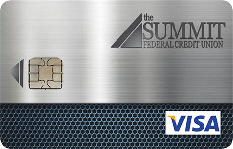 Credit union 1 does not allow western union wire transfers to be completed utilizing your visa debit card. Visa® Credit Cards | The Summit Federal Credit Union