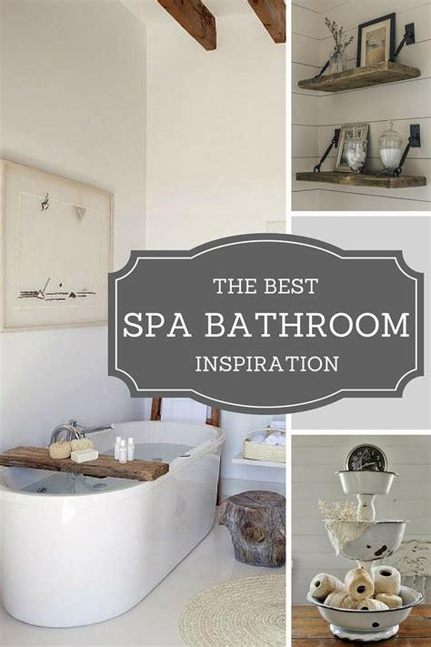 Bathroom Spa Decor by Beautiful Spa Bathroom Diy Ideas I The Bathtub Caddy