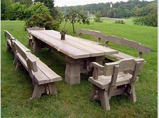 Rustic Outdoor Dining Table Patio Furniture Images For