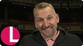 Christopher Eccleston Leaves Christine in Stitches After ...