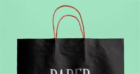 psd paper bag mockup psd mock  templates pixeden