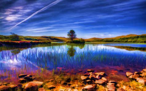 Beautiful Background Images Beautiful Summer Scenery Wallpaper Wallpapersafari