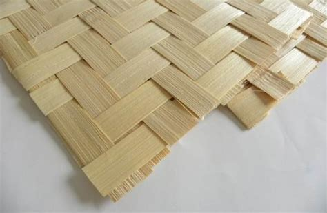 Woven Bamboo Plywood   Bamboo Mat   Ceiling   Wainscot