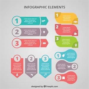 Bandeiras coloridas infográfico | Infographic, Banners and ...