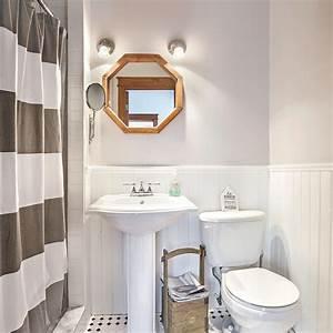 Rideau De Salle De Bain : rideau de douche d co salle de bain inspirations ~ Premium-room.com Idées de Décoration