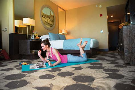 unorthodox yoga hotel programs kimpton yoga mat