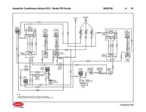 Peterbilt Truck Wiring Diagram Parts
