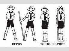 Gestes et usages Scoutopedia, l'Encyclopédie scoute