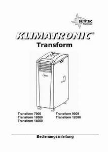 Suntec Klimatronic Transform 12000 Air Conditioner