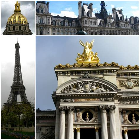 » Paris Attractions A Sightseeing Tour Of All The Major