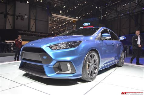 New Ford Focus Rs Pricing Leaked At ,730