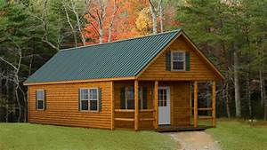 Small Amish Built Log Cabins Amish Built Cabins in New ...