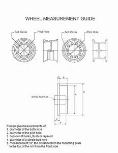 Printable Wheel Measurement Guide