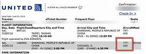 Review of United flight from Shanghai to Chicago in First