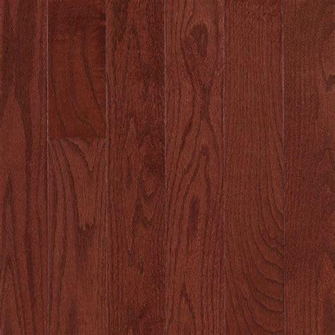 cherry oak mohawk raymore oak cherry hardwood flooring 5 in x 7 in take home sle un 223822 the