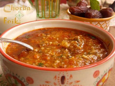 recette cuisine marocaine chorba frik jari le cuisine de samar