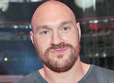 Joshua Anthony Tyson Fury