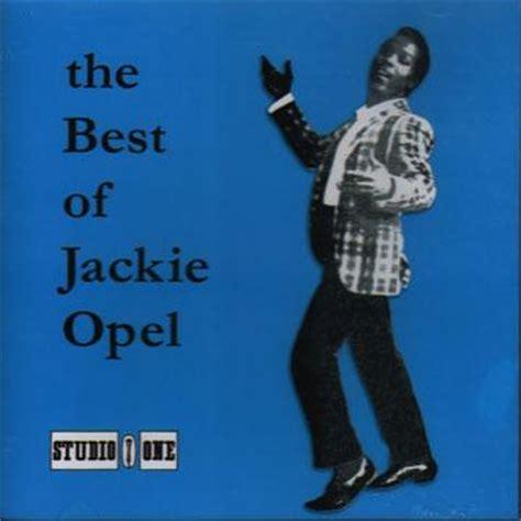 Jackie Opel by Jackie Opel Best Of Jackie Opel Cd