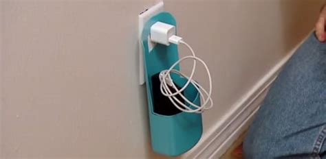 plastic bottle cell phone charging station todays homeowner