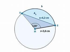Kreissegment Radius Berechnen : kreisausschnitt und kreisbogen bettermarks ~ Themetempest.com Abrechnung