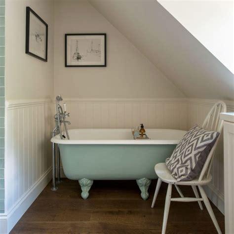 Bathroom Ideas Roll Top Bath by Small Bathroom With Roll Top Bath Housetohome Co Uk